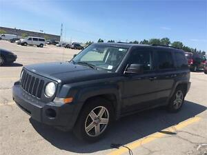 2008 JEEP PATRIOT 4x4