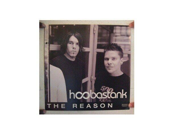 Hoobastank Poster  The Reason 2 Sided Flat