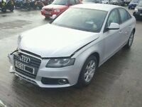 2010 Audi A4 parts breaking