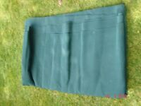Breathable ground mat for camping caravan awning trailer tent. Almost new.