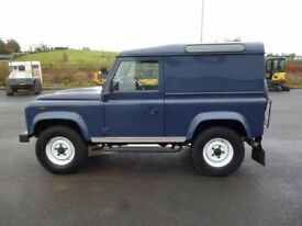 2011 Land Rover Defender Hard Top