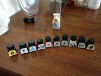 WINSOR & NEWTON HENRY COLLECTION INK PACK OF 10 14ML