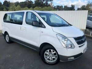 2012 Hyundai iMAX TQ-W MY12 White 4 Speed Automatic Wagon Lilydale Yarra Ranges Preview