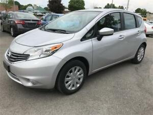 2015 Nissan Versa Note SV *54,000KM* CAMERA A/C AUTOMATIQUE CRUI