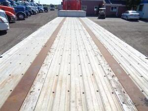 2001 LODE KING 48'FT ALUMINUM COMBO TRAILER, CHANEGABLE SPREAD Kitchener / Waterloo Kitchener Area image 5