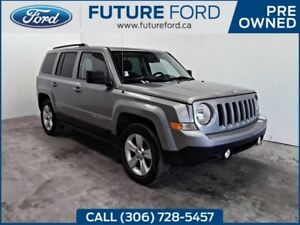 2015 Jeep Patriot North Edition 4X4 WITH GREAT FUEL ECONOMY