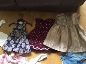 Huge bundle of 12-18 months baby girl clothes
