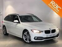 2016 16 BMW 3 SERIES 2.0 320D SPORT TOURING 5D AUTO 188 BHP DIESEL