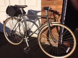 Henry Burton Roadster/Flat Handlebar Man's Bike