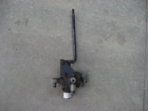 Parker Hannifin Single Spool Hydraulic Valve Gravely 800 8000 Series Mower