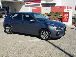 2017 Hyundai i30 PD Active Grey 6 Speed Auto Sequential Hatchback Warwick Southern Downs Preview