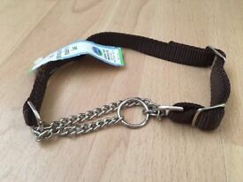 Large selection of dog items - Collars