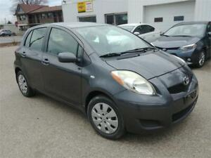 2011 Toyota Yaris Hatchback | No Accidents | Certified