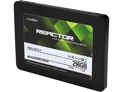 "Mushkin Enhanced Reactor 2.5"" 256GB SATA III MLC Internal Solid State Drive (SSD"