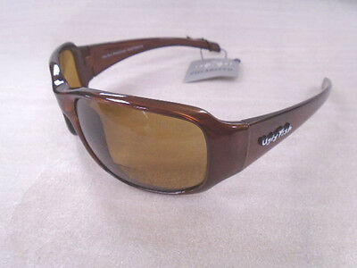 0d8df65047 Ugly Fish Polarised Sunglasses Swift PN3077 Brown Brown Bifocal Lens +2.00