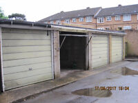 Garage to let Surbiton, Claremont Road for car or storage,