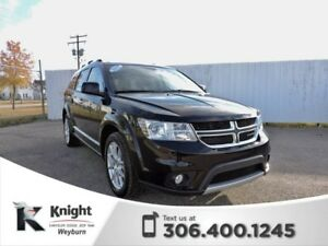 2017 Dodge Journey GT Heated Leather NAV Touchscreen DVD Back-Up