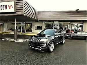 2016 Ford Explorer Limited Edition 4WD 7 Passenger