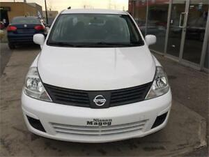 NISSAN VERSA S AUTOMATIQUE 2011 FULL OPTION  PRIX IMBATTABLE