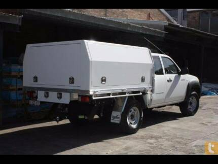 Brand New White Aluminium Ute Canopy / Toolbox For Single Cab Ute O'Connor Fremantle Area Preview