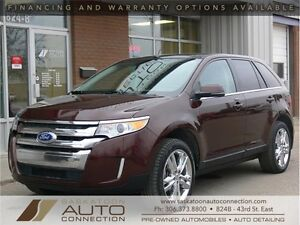 2012 Ford Edge Limited * AWD * LEATHER * MOONROOF * REMOTE START