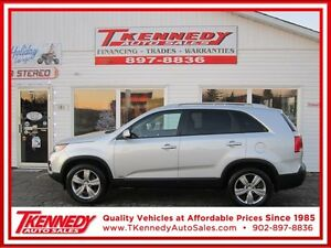 2012 KIA SORENTO EX AWD ONLY $15,877.00 VERY LOW PAYMENTS OAC