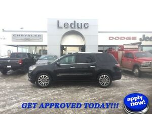 2014 GMC Acadia Denali WITH DUAL SUNROOF AND MORE!!