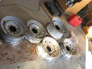 16 Inch Ford/Dodge/Gmc/Chev. Truck Rims For Sale