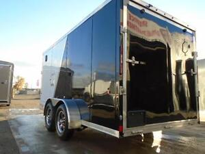 DISCOUNTED ALUMINUM DRIVE IN/OUT 19' AMERALITE TRAILER London Ontario image 5