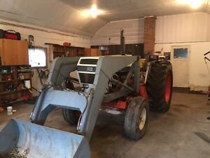 1490 Case Tractor
