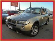 2008 BMW X3 E83 MY07 Gold Auto Sports Mode Wagon Holroyd Parramatta Area Preview