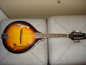 Alabama Music ALM20E 'A' Style Mandolin with electronic