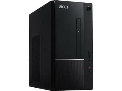 Acer Desktop Computer Aspire T TC-865-NE Intel Core i5 8th Gen 8400 8GB DDR4 1TB