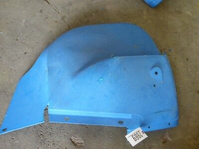 Ford Tractor Fender Right Extension Tag 2869
