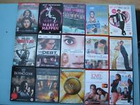 "DVD Lot of 15 Films Movies, Mainly ""Chic Flick"""