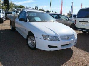 2005 Holden Ute VZ White 4 Speed Automatic Utility Minchinbury Blacktown Area Preview