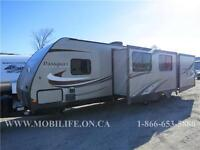**WOW SLEEPS 10! **OUTDOOR KITCHEN! **TRAVEL TRAILER FOR SALE!