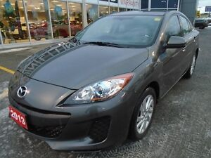2013 Mazda Mazda3 SKYACTIV!**HEATED SEATS & CRUISE!** GS