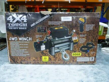 4x4 Tough offroad winch new in box
