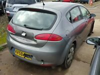 SEAT LEON 1.6 PETROL AND 1.9 DIESEL BREAKING FOR SPARES HAVE MANY COLOURS SO PLEASE CALL 07814971951