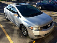 2010 Honda Civic EXL Coupe (2 door) only 64.000KM