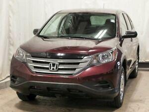 2013 Honda CR-V LX AWD w/ Extended Warranty, Bluetooth, Reverse
