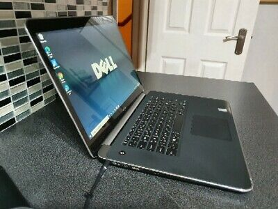 "DELL PRECISION M3800 15.6"" LAPTOP i7-4712HQ QUAD CORE 16GB RAM 512GB SSD FULL HD"