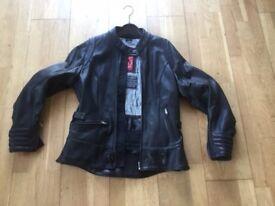 Ladies Leather Jacket (biker)