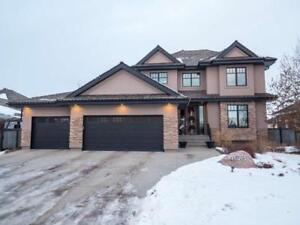 Home for Sale in Rural Strathcona County, AB (5bd 3ba/1hba)
