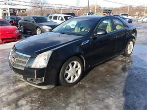 2008 Cadillac CTS4 3.6L Toit Panoramique Cuir FULL