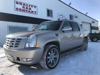 2007 Cadillac Escalade EXT Nav, Roof, DVD. 2 Year Warranty incl! Red Deer Alberta Preview