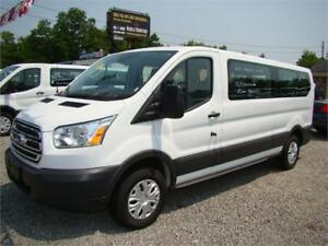 2015 Ford Transit 15 Passenger Wagon ***30 Vans In Stock***