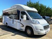 2013 4 Berth Hobby Premium Drive 70 HGE Motorhome For Sale