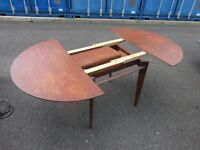 Retro Vintage Teak Table Can Deliver